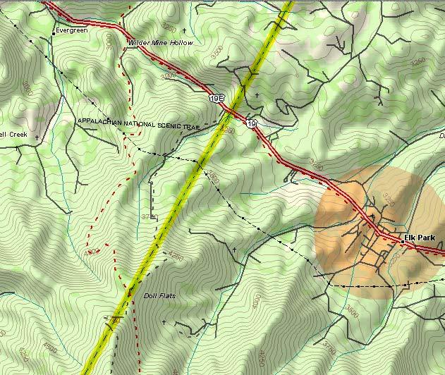 Roan Mountain State Park: The Roan Mounain Highlands